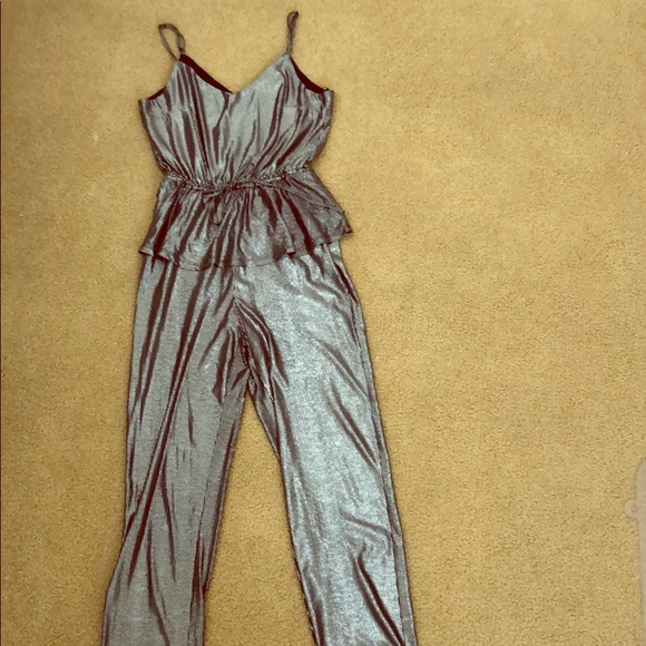 Shimmery jumpsuit